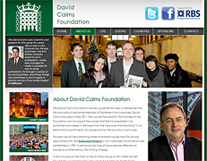 David Cairns Foundation