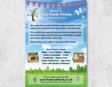 Fine Foods Family Flyer