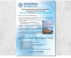 Goodrum Distribution Flyer